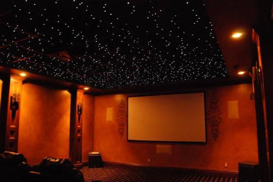 Astrolite Star Ceiling